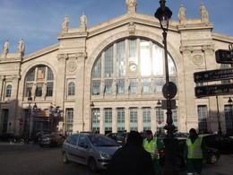 Gare Du Nor Train Station , Jeffrey M - January 2012