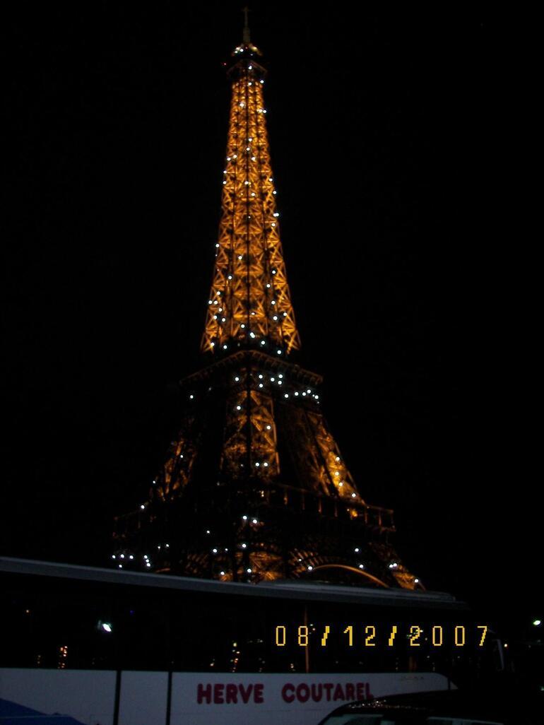 Eiffel Tower - England