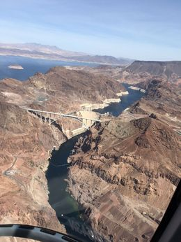 The Hoover Dam was magnificent!, Nicole v - July 2016