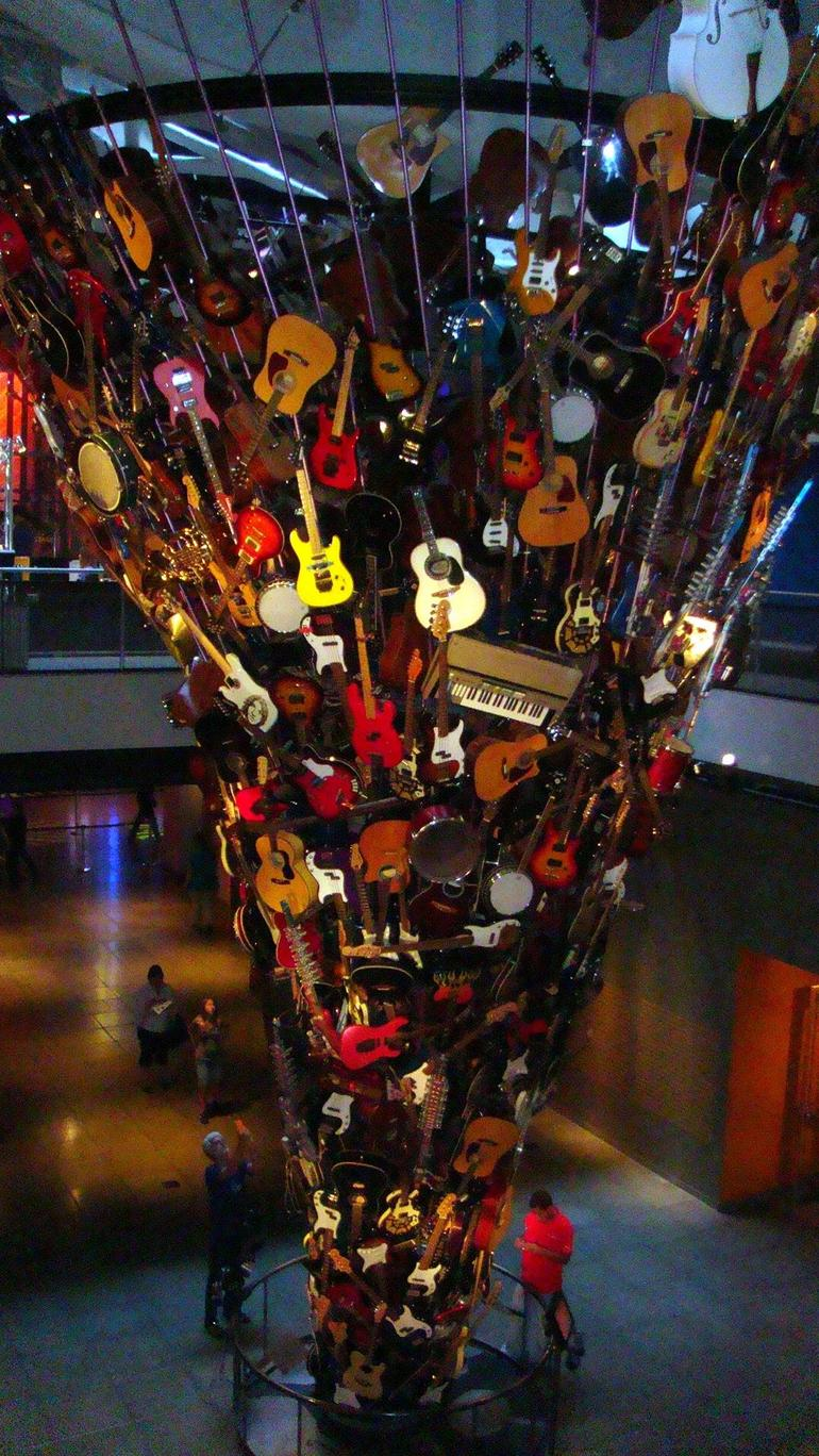 Guitar Tornado - Seattle