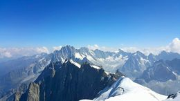 Mont Blanc , GLORY N - September 2015