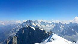 Mont Blanc , GLORY N - September 2015