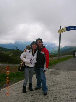 Jungfraujoch - Top of Europe, Dingyue X - June 2008