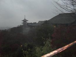 Kiyomizu-Dera Temple - December 2009
