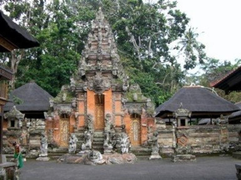 Monkey Temple 1 -