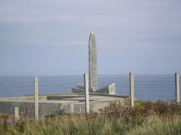 Memorial from France., John J - October 2007