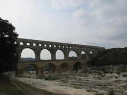 Wow, it is amazing that this Roman aqueduct is still in great shape after how many thousands of years. , Melissa B - October 2013
