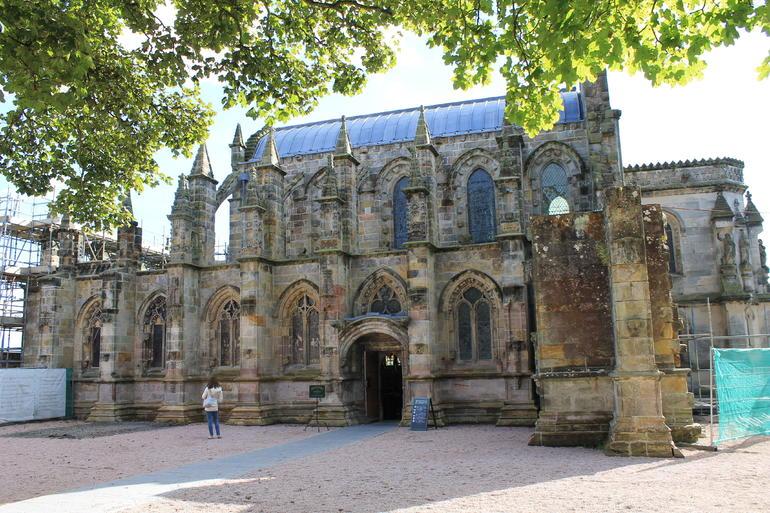Rosslyn Chapel 1 - Edinburgh