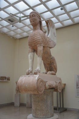 Delphi Archaeological Museum , Sadhna T - July 2014