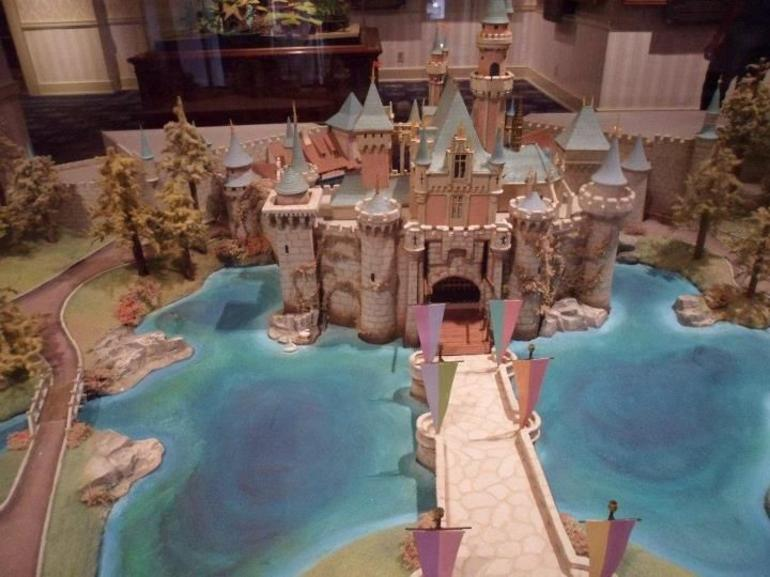 The Castle in Miniature - Los Angeles