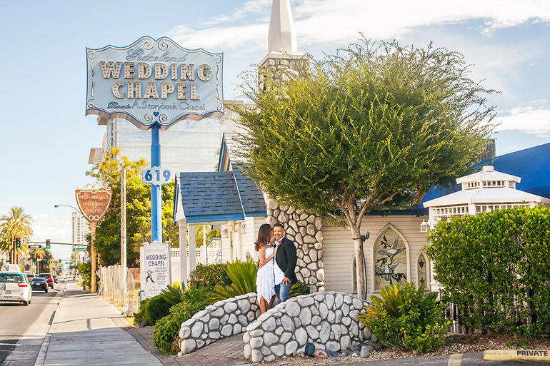 Elvis Themed Wedding or Vow Renewal at the World Famous Graceland Wedding Chapel