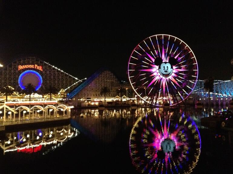 World of Color - Anaheim & Buena Park