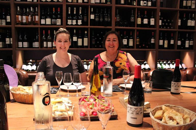 Paris French Wine Tasting in Elegant Bar with Lunch & Champagne Options photo 14