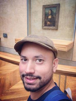 The Mona Lisa , antonguinness - July 2017