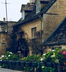Lunch in the Cotswolds , Ronald W - October 2017
