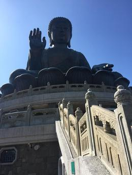 Giant Buddha Lantau , GEORGE M - December 2017
