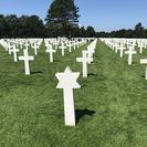 Viagem diurna para grupos pequenos aos campos de batalha dos dia D na Normandia e praias de desembarque saindo de Paris, Paris, França