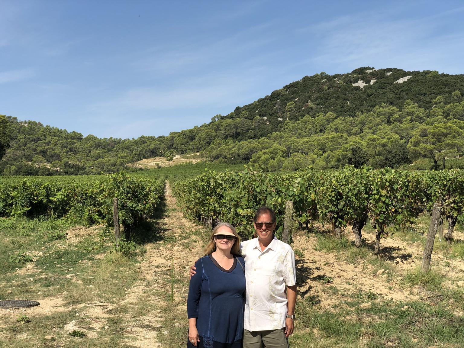 MÁS FOTOS, Pic Saint Loup Winetour & food