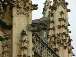 Cathedral detail, Segovia , Kate H - April 2012