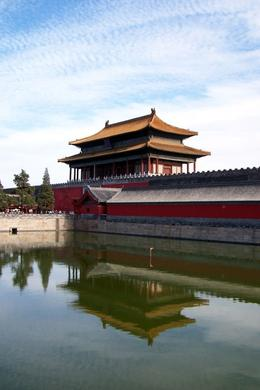 Forbidden City in a really clear day, Bing - May 2012