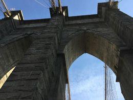 Touring the Brooklyn Bridge , Jennifer G - February 2016