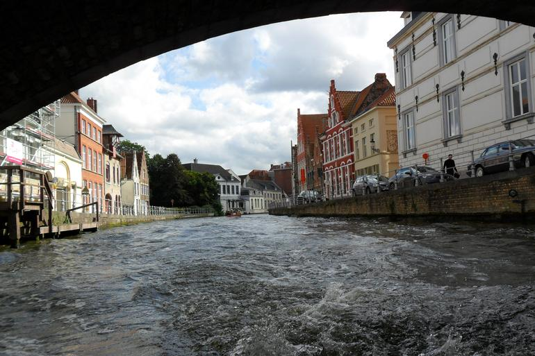 Bruges boat ride - Paris