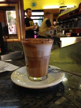 kleine Pause im schönen Caffe , Roger Bruno Z - May 2014