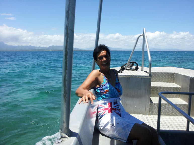 Nadi Tivua Island Day Cruise Including Snorkeling and BBQ Lunch photo 21