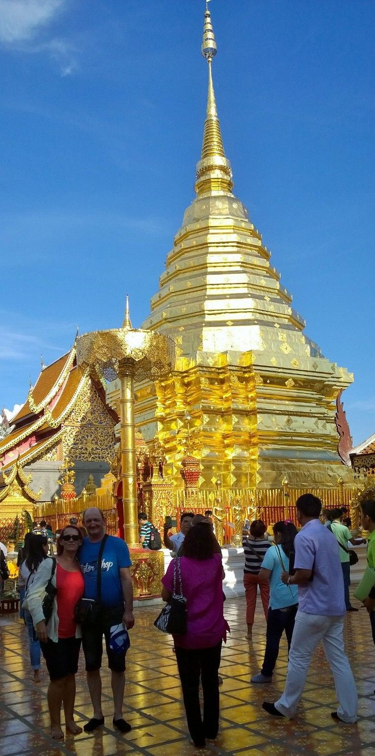 Chiang Mai City and Temples Half-Day Tour photo 21