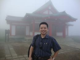 Temple at the top of the world!, KAVIN SIM - September 2010
