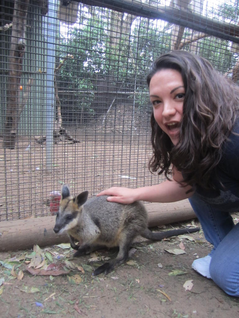 Featherdale Zoo - Sydney