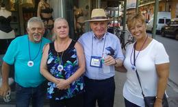 Great people we met Jim and Moe while on our tour with Joe our tour guide Joe and My husband Vernon , karenalex67 - September 2016