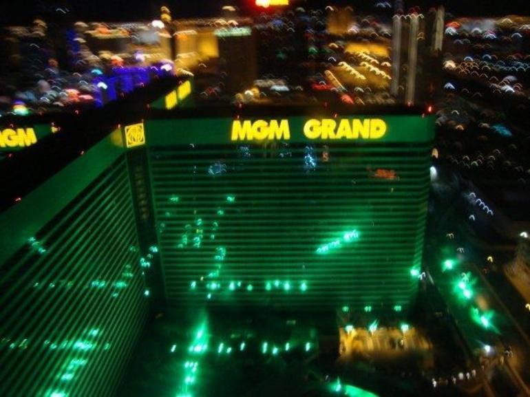 Helicopter at Night Strip Tour - Las Vegas