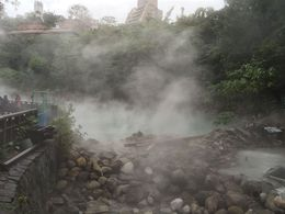Hot spring , Shannen K - February 2015