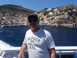 Chegando à ilha de Hydra , Francisco F - July 2015
