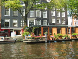 Amsterdam Canal , Dianne S - September 2012