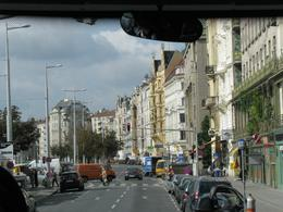 Random view of beautiful Vienna from the bus., Valentine K - December 2010