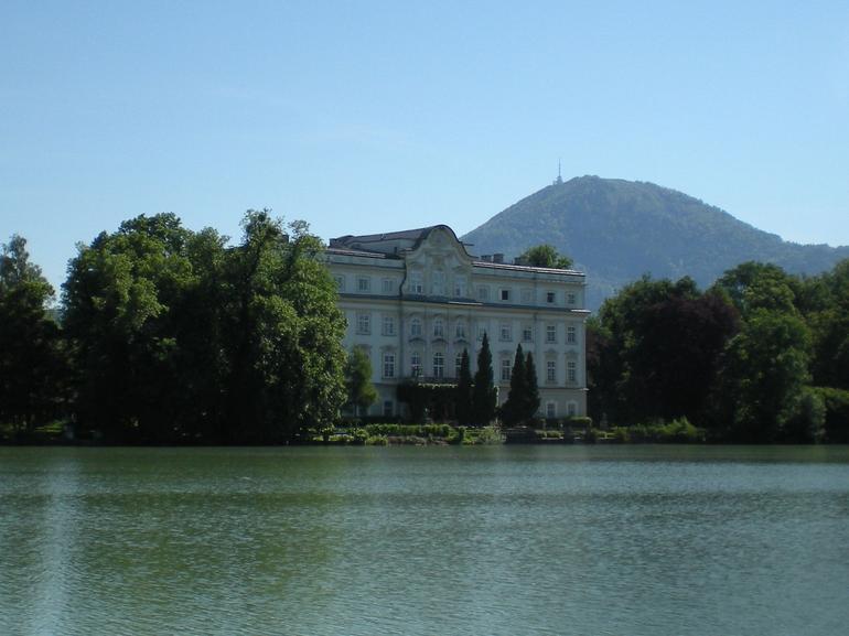 Leopoldskron Castle - Salzburg