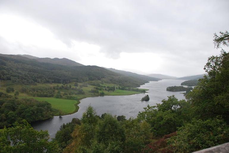 Loch Tummel - Edinburgh