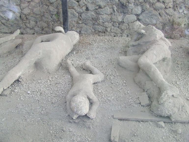 Pompeii Figures - Rome