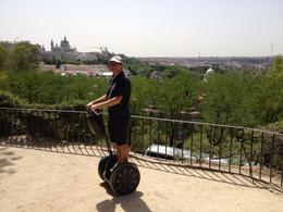 Madrid panorama by Segway , Cecil M - August 2012