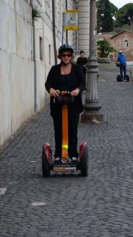 Segwaying Through Rome. , shadowgirl - January 2016