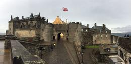 Stirling Castle , Anne H - September 2016