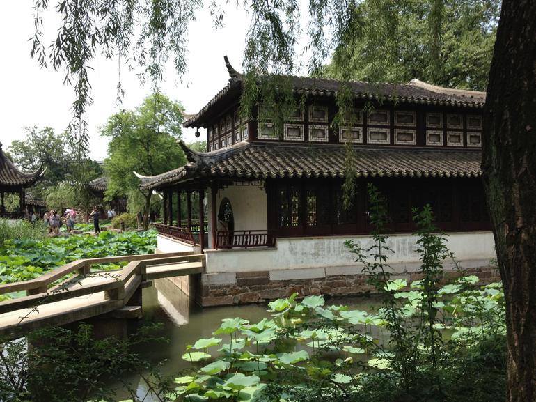 Suzhou Garden - Eastern China