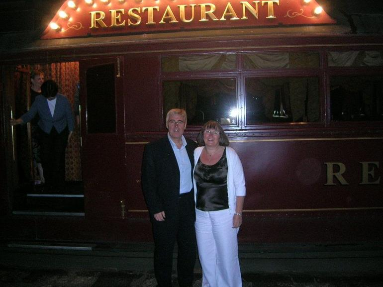 The Colonnial Tramcar Restaurant - Melbourne