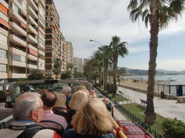 Malaga water front. , Ronald C - May 2012