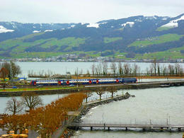 Rapperswil, Switzerland , Jon - December 2011
