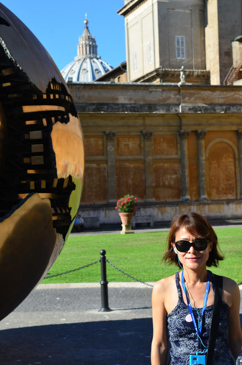 Private Vatican Museums Tour with Sistine Chapel & St. Peter's Basilica photo 35