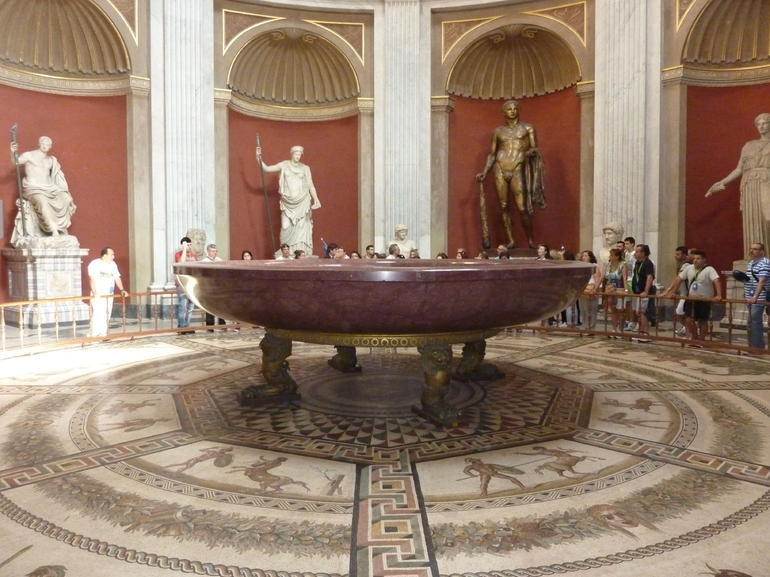 Vatikanische Museen - Rome