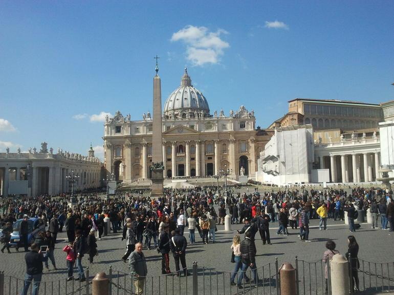 vista vaticano - Rome